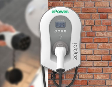 ePower - €50 off EV charger installation