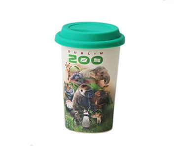 Dublin Zoo - 20% off Bamboo Cup*