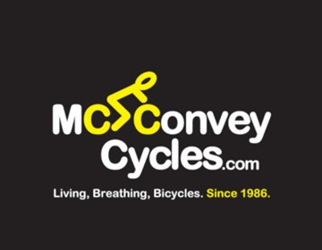 McConvey Cycles - 10% off Bikes and Accessories*